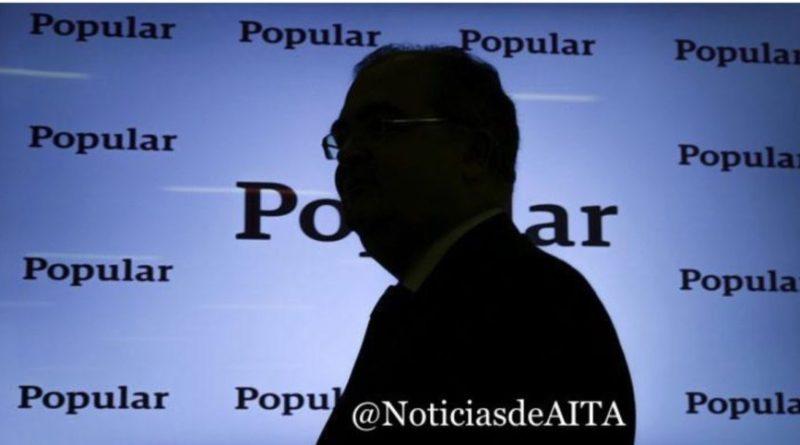 Saracho quería vender el Popular o 'estampárselo en la boca' al BCE