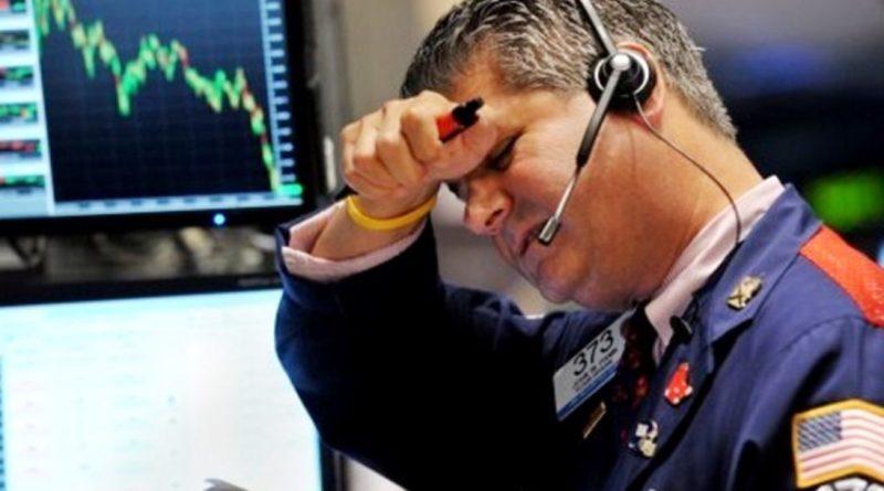 Caídas en las bolsas de Tokio y Wall Street