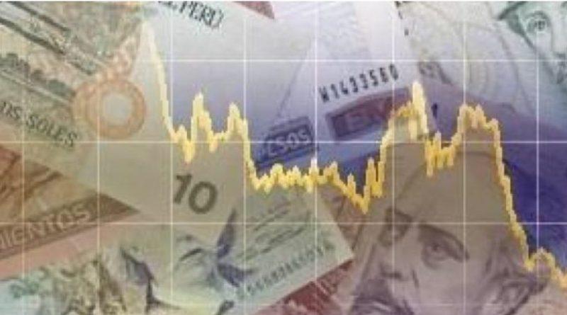 Cotizaciones del dólar frente a las monedas latinoamericanas