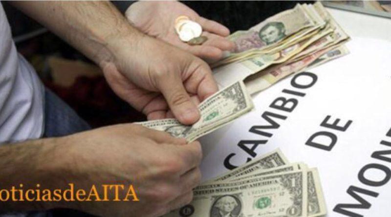 Comportamiento mixto del dólar ante las principales divisas