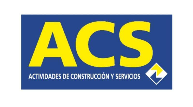 ACS consigue un contrato en Texas por 181 millones de euros