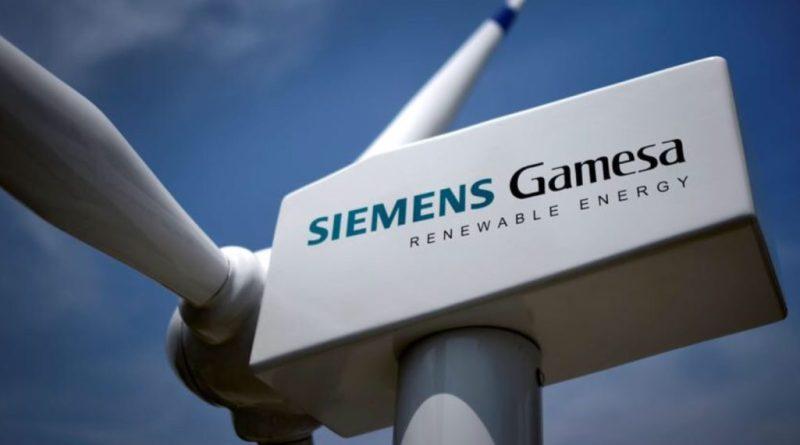 Siemens Gamesa suministrará 206 turbinas para la india