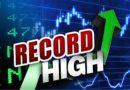 Wall Street cerró con otro triple récord