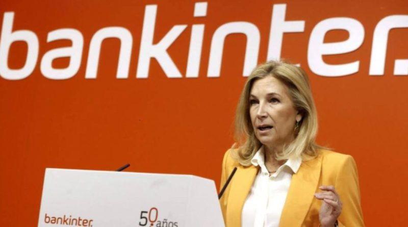 Bankinter registró un beneficio neto de 309 millones
