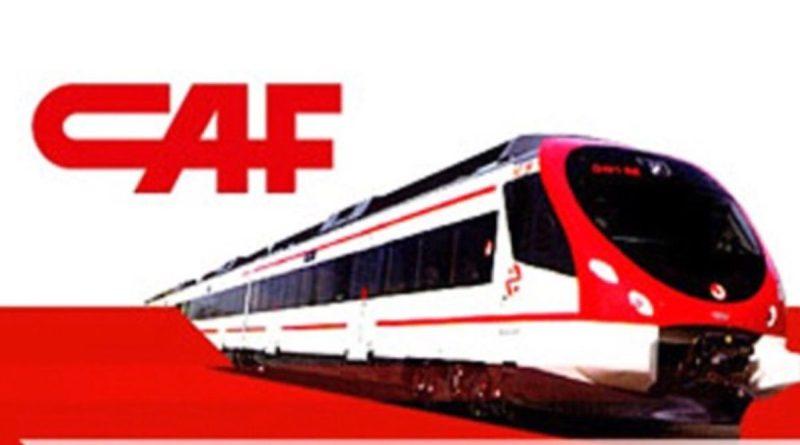 CAF construirá 28 trenes para Francia por 700 millones