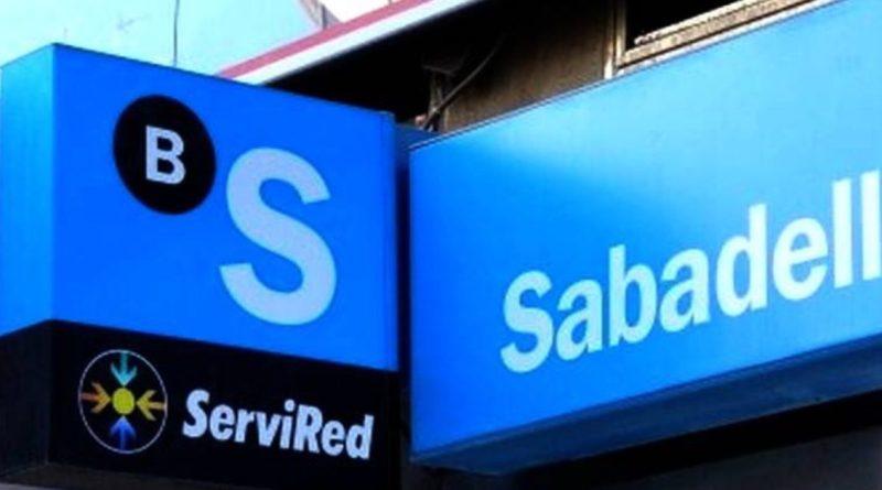 Banco Sabadell gana un 74% menos hasta septiembre