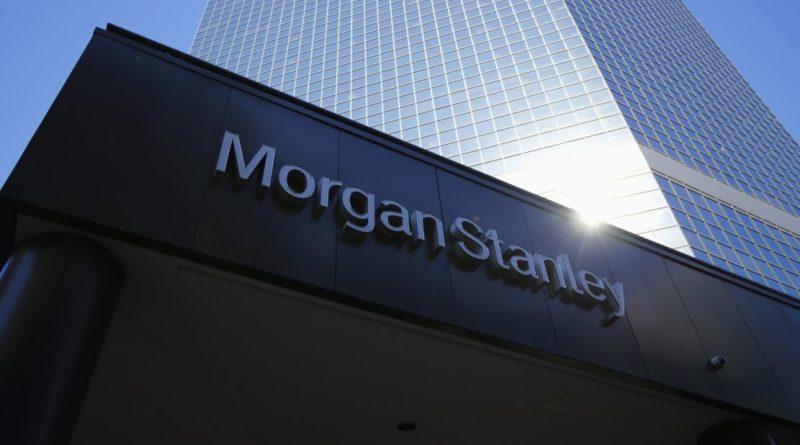 Morgan Stanley ganó 2.173 millones de dólares el tercer trimestre