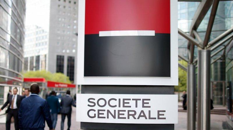 Société Générale tendrá impacto negativo de 108 millones por la venta de su filial