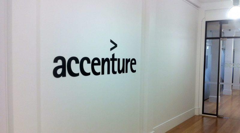 Accenture gana un 30% más en su segundo trimestre fiscal