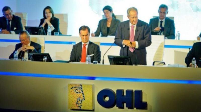 Villar Mir con problemas para pagar a OHL la deuda en septiembre