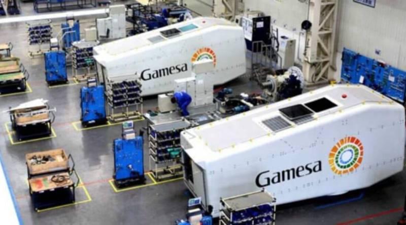 Gamesa firma un megacontrato de 1.000 millones con Iberdrola