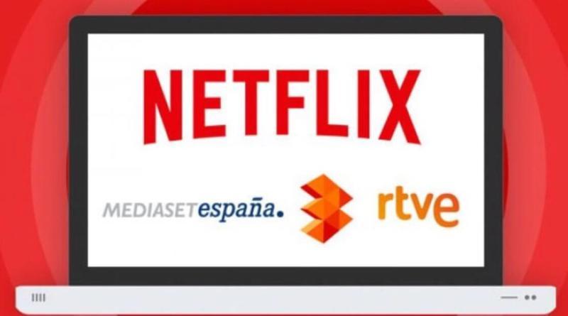 Netflix, mediaset, Atresmedia, Tv