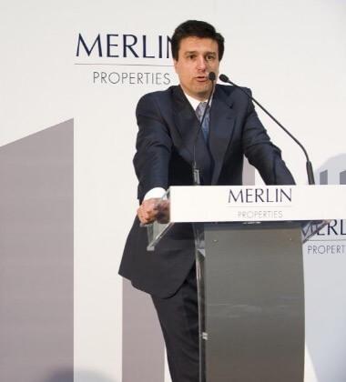 Merlin Properties pagará un dividendo de 14 céntimos de euro el 8 de julio