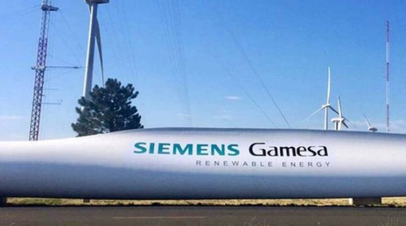 General Electric demanda a Siemens Energy en EEUU