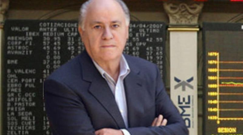 Amancio Ortega un filántropo con unos 570 millones en donaciones