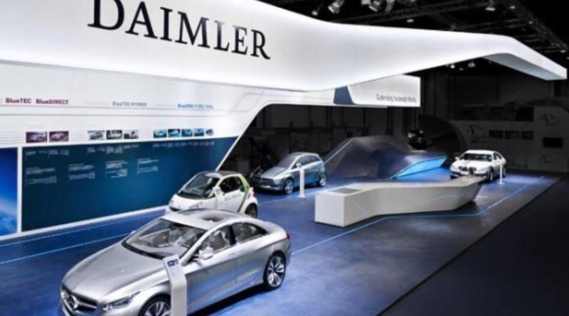 Daimler lanza otro profit warning
