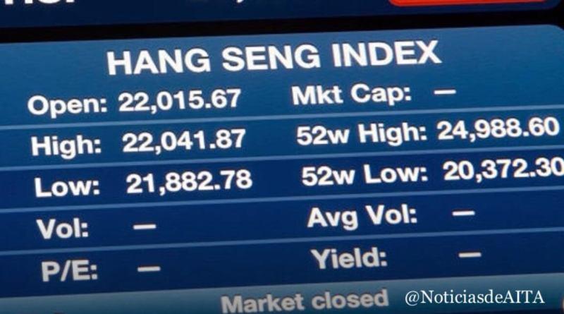 El Hang Seng de Hong Kong recupera el optimismo