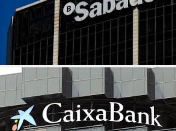 CaixaBank y Sabadell se disparan en Bolsa
