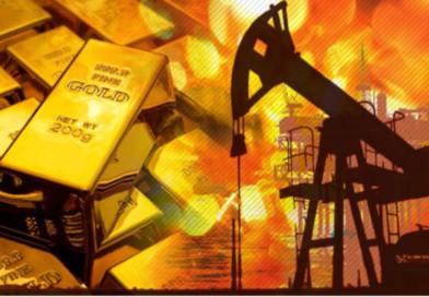 Este año el oro gana la partida al petróleo
