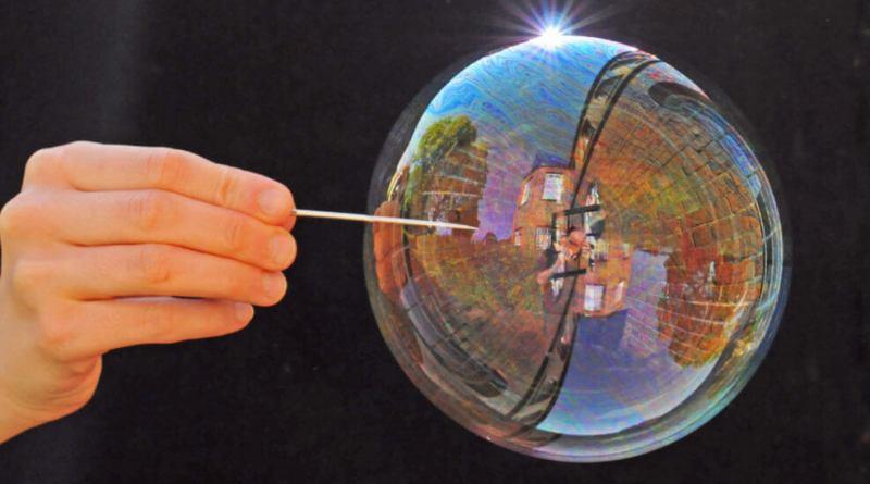 La mayor burbuja especulativa de todos los tiempos