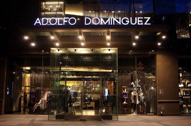 Adolfo Domínguez eleva sus ventas pero también las pérdidas