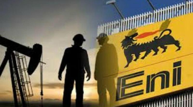 Eni obtuvo un beneficio neto de 3.427 millones de euros