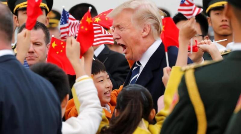 China mete más presión a EEUU