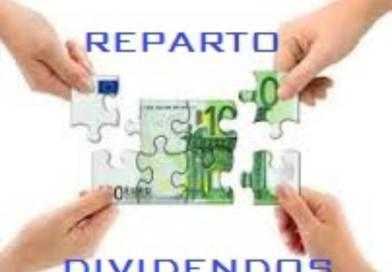 Los mejores dividendos de la bolsa española