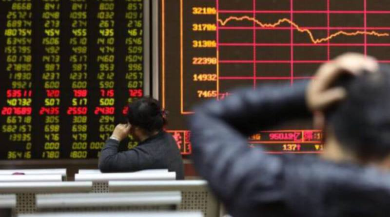 El Ibex y Wall Street cierran con caídas