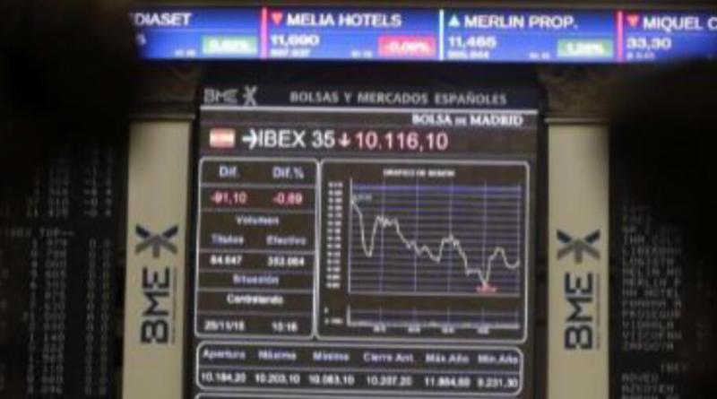 Ibex 35 en la peor semana del año