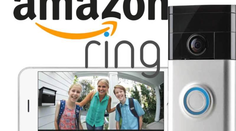 Videotimbres Ring llega al mercado español con Amazon