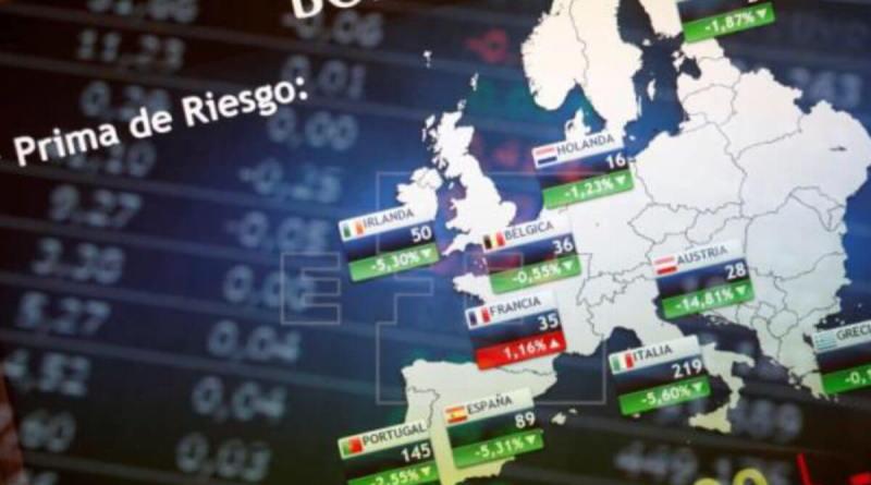 La prima de riesgo española se mantiene en 115 puntos