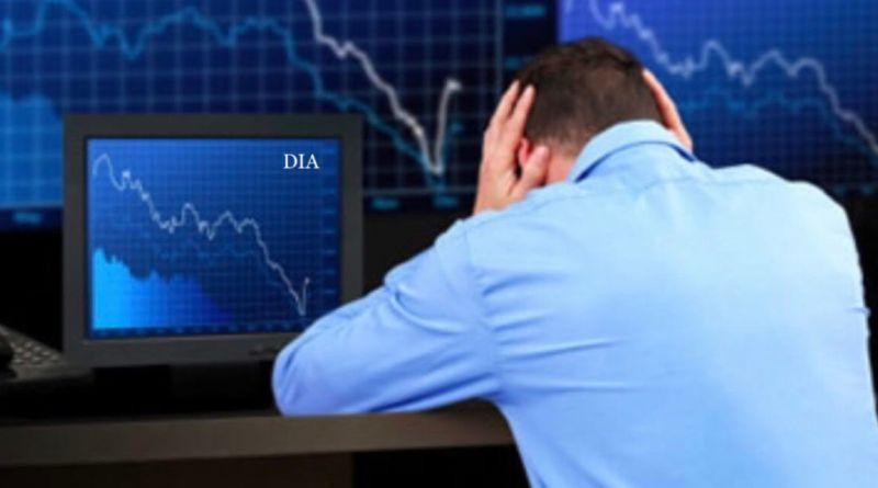 DIA está espantando a los inversores bajistas