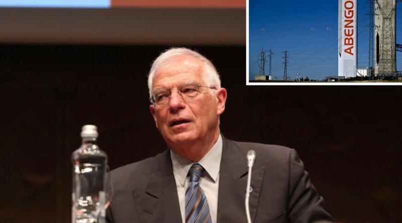 El ministro de Exteriores en funciones, Josep Borrell rechazó el uso de información privilegiada en Abengoa, por la venta de acciones cuando