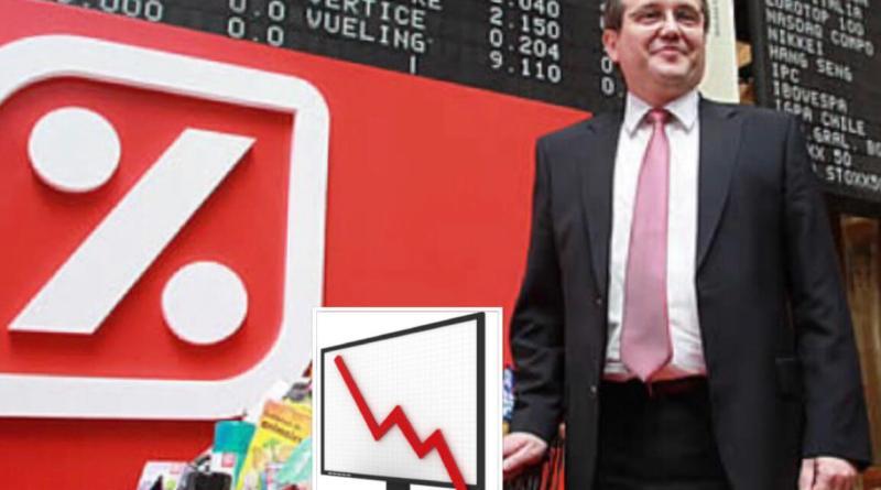 DIA perdió más de 504 millones en los nueve primeros meses