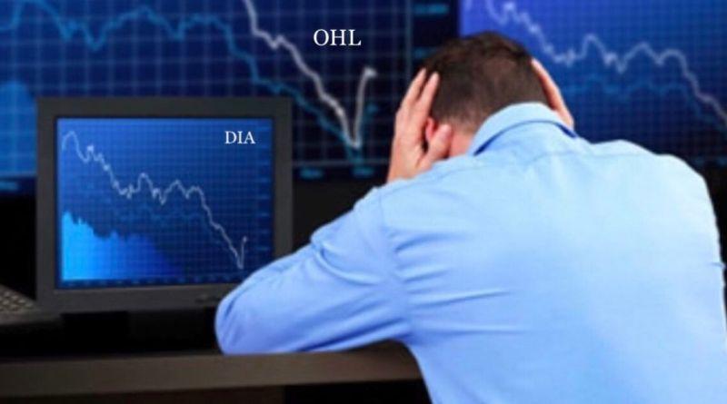 ¿Compramos acciones de OHL o DIA?