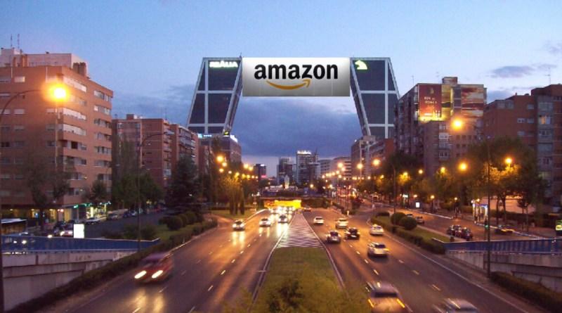 Amazon tiene una plantilla en España de 7.000 personas
