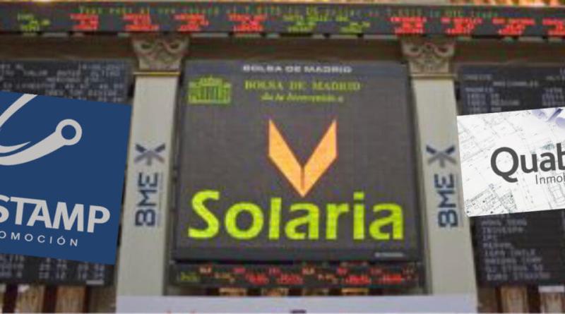 Gestamp, Solaria y Quabit, tres opciones para invertir en bolsa española