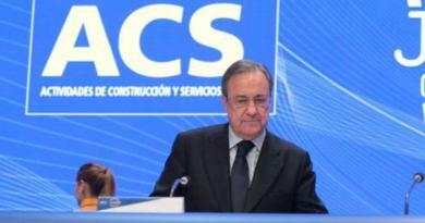 ACS renueva una financiación de 2.100 millones