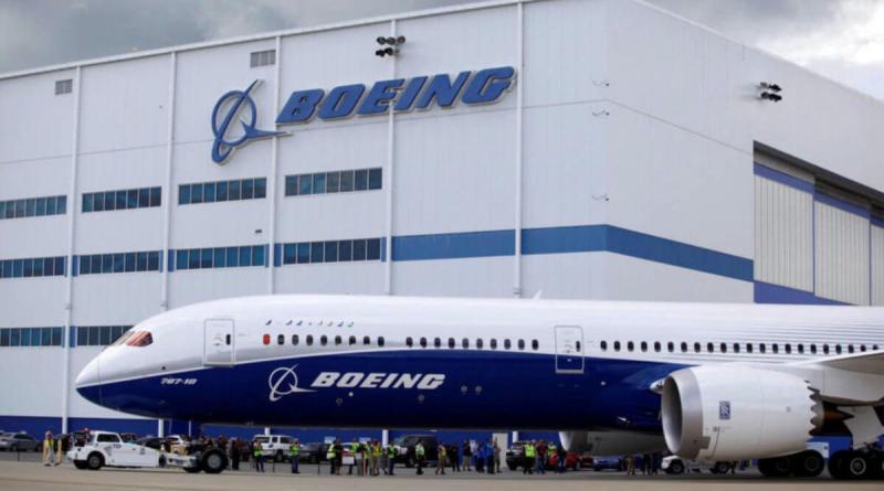 Abrochemos los cinturones en Boeing