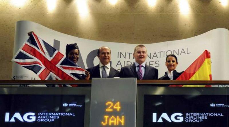 IAG sube un 100% en bolsa desde la ampliación de capital