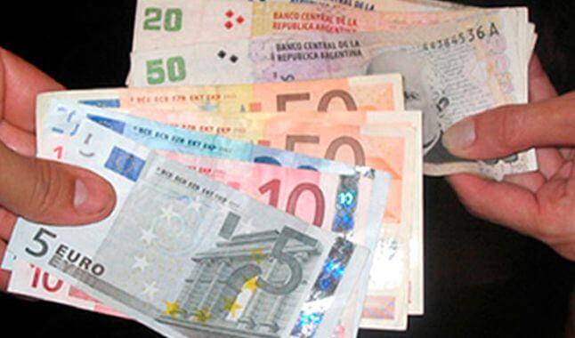 Las empresas españolas pendientes del Peso Argentino