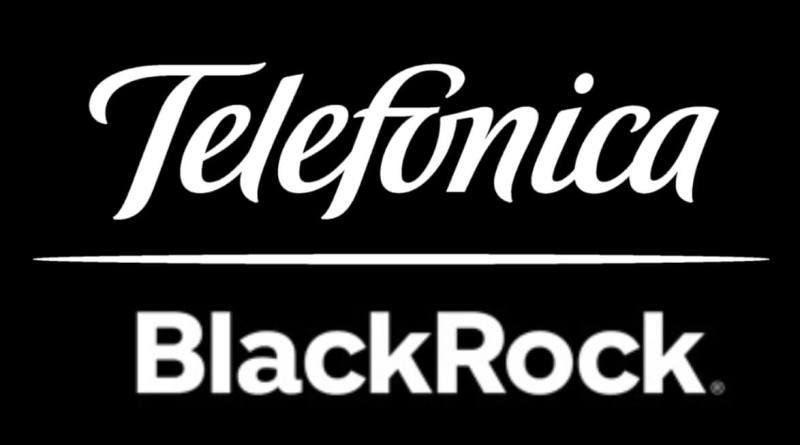 BlackRock baja su participación en Telefónica