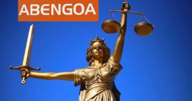 La Guardia Civil está registrando la sede central de Abengoa