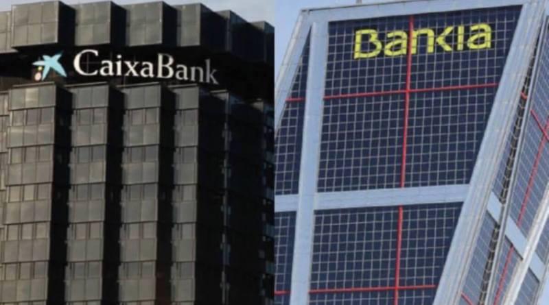 Fusión inminente entre CaixaBank y Bankia