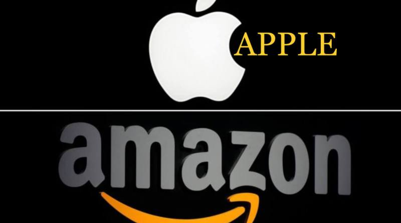 Apple y Amazon ponen toda la carne en el asador