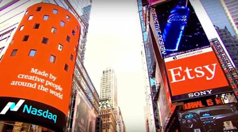 Etsy compra Depop por 1.620 millones de dólares