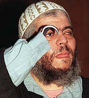 Abu Hamza. (Foto: EPA)