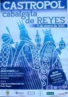 Cabalgatas de Reyes por todo el Occidente 4