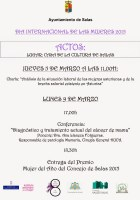 Actos para conmemorar el Día de la Mujer 6